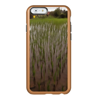 Water and paddy field incipio feather® shine iPhone 6 case