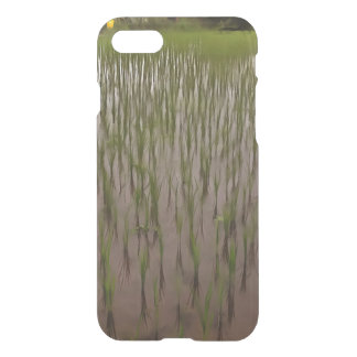 Water and paddy field iPhone 7 case