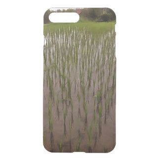 Water and paddy field iPhone 7 plus case