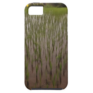 Water and paddy field tough iPhone 5 case
