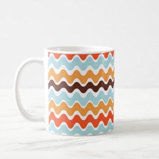 Water and sand mug