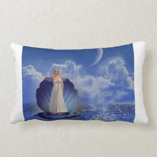 Water Angel Pillow