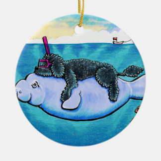 Water Babies Christmas Ornament