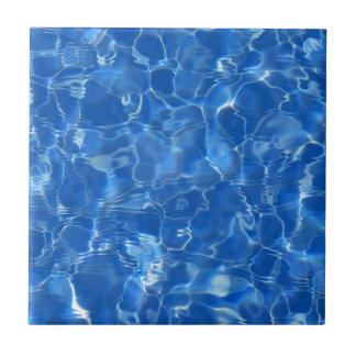 water background small square tile