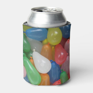 water balloon birthday party can cooler
