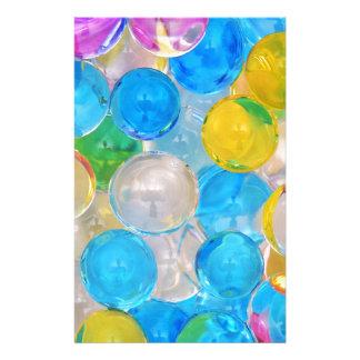 water balls stationery