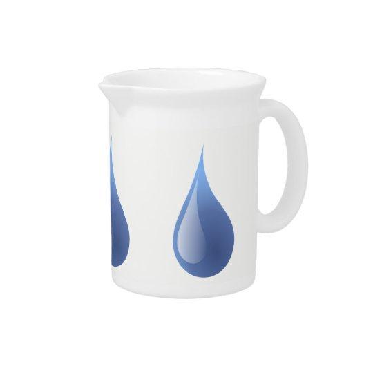Water Beverage Pitchers