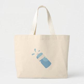 Water Bottle Canvas Bag