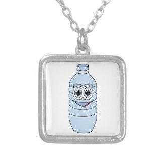 Water Bottle Cartoon Necklaces