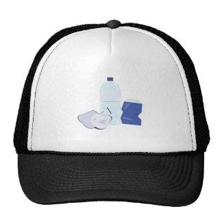 Water Bottle Hat