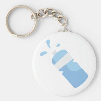 Water Bottle Key Chain