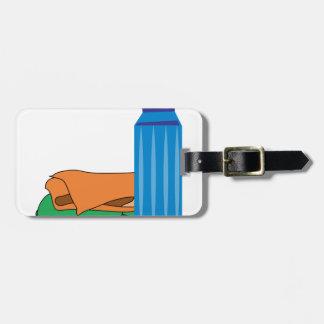 Water Bottle Bag Tag