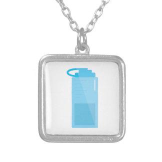 Water Bottle Custom Necklace
