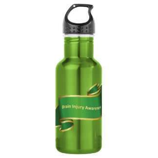 Water Bottle to Support Traumatic Brain Injury 532 Ml Water Bottle