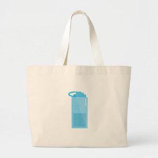 Water Bottle Tote Bag