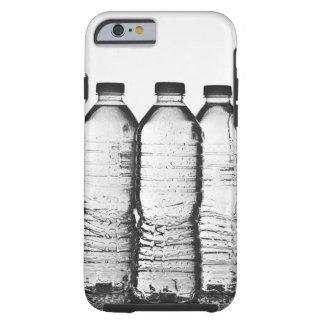 Water bottles in studio tough iPhone 6 case