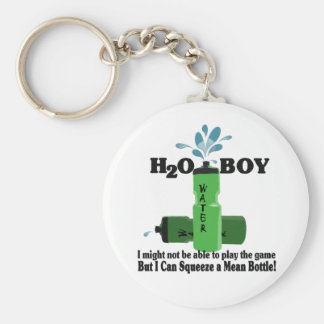 Water Boy Key Ring