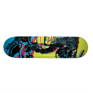 Water Buff Skate 19.7 Cm Skateboard Deck