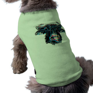 Water Buff Sleeveless Dog Shirt