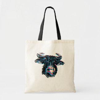 Water Buff Canvas Bag