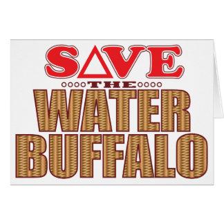 Water Buffalo Save Card