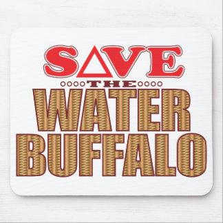 Water Buffalo Save Mouse Pad