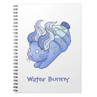 Water Bunny Notebook