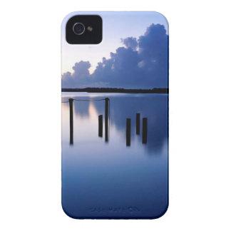 Water Calm Port Orange Florida iPhone 4 Cover