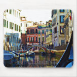 Water Canal in Italy Mousepad