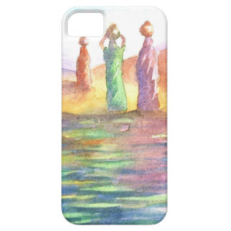 Water carriers iPhone 5 case