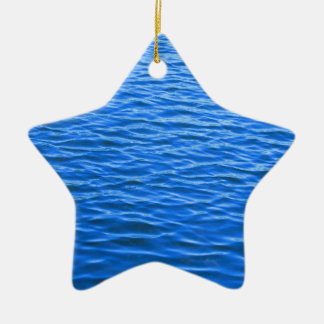 Water Christmas Ornament