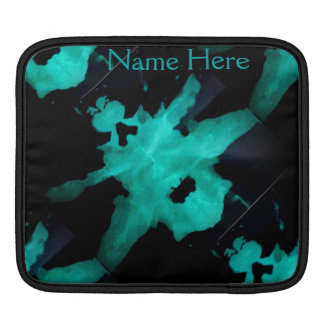 Water Color Warshak (Rorschach) iPad Sleeve