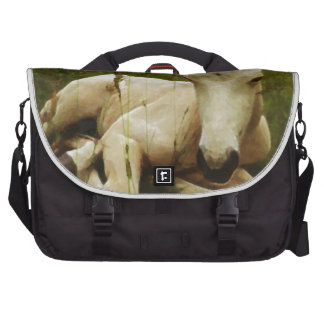 Water Colour Foal Bags For Laptop