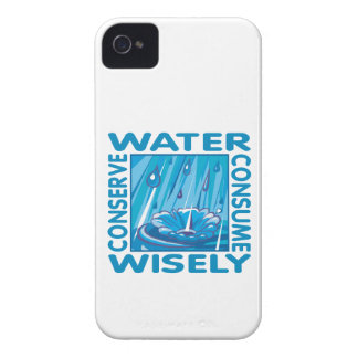 Water Conservation iPhone 4 Covers