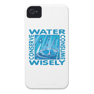 Water Conservation iPhone 4 Cases