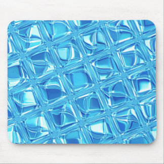 Water Cubed Mouse Pad