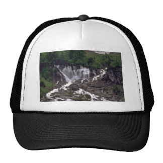 Water Curtains On The Rocks Hat