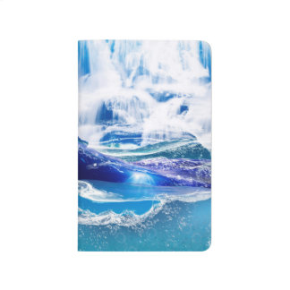 Water Dazzle Notebook