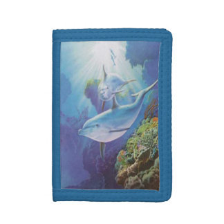 Water Dolphin Wallet