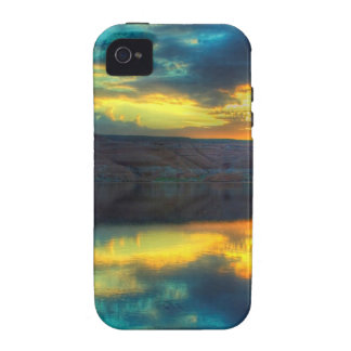 Water Double Vision iPhone 4/4S Covers