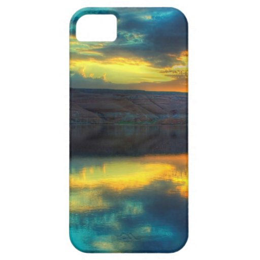 Water Double Vision iPhone 5 Covers