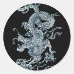 Water Dragon 2012 Sticker