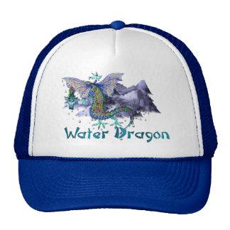 Water Dragon Cap