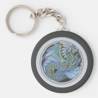 Water Dragon Keychain
