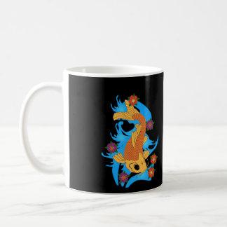 Water Dragon Koi Fish, Mug