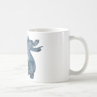 Water Dragon Coffee Mugs