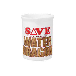 Water Dragon Save Pitcher