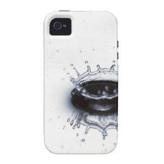 Water drop splash Case-Mate iPhone 4 covers