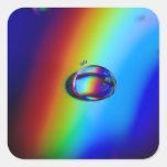 Water Droplet Macro