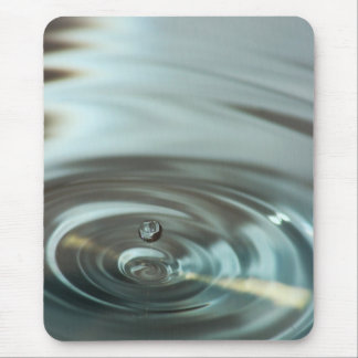 water droplet mouse pad